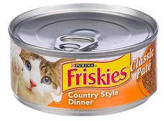 Free Friskies Cat Food at Petco!