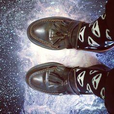 Docs 'n Socks shared by @emilyroseingman on Instagram