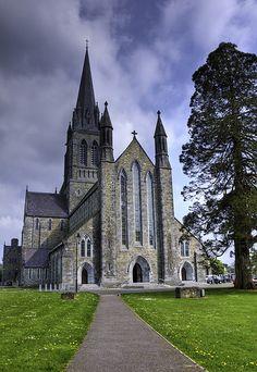 Breathtaking, amazing Killarney Church, County Kerry, Ireland