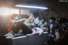 """BTS : Découvrez une vidéo d'entraînement sur """"Baepsae"""" et des photos du groupe pour leur """"2016 Festa BTS"""" - Soompi France"""