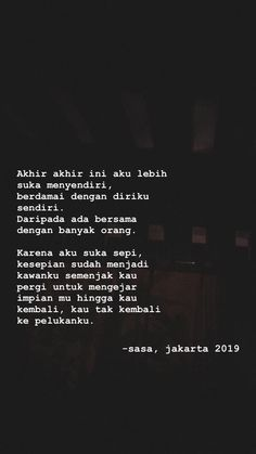 Quotes Rindu, Tumblr Quotes, People Quotes, Mood Quotes, Best Quotes, Qoutes, Life Quotes, Broken Home Quotes, Silent Quotes