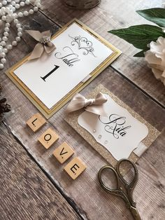 Laser Cut Invitation, Invitation Envelopes, Bespoke Wedding Invitations, Wedding Stationery, Autumn Wedding, Gold Wedding, Glitter Cards, Wedding Table Numbers, Champagne