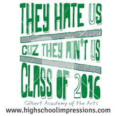 High School Impressions: Senior T-Shirts, Custom Student Council T Shirts, DECA, FBLA, High School Club TShirts - Create your own design for t-shirts, hoodies, sweatshirts. Choose your Text, Ink and Garment Colors. SEN-098-W