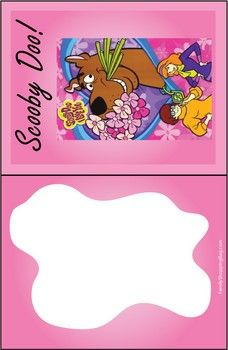Scooby Girls Invitation, Scooby, Invitations - Free Printable Ideas from Family Shoppingbag.com
