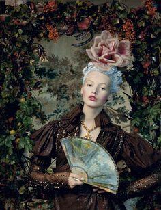 Juan Gatti for Vogue Spain - Maria Antonieta 6