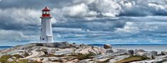 Peggy's Cove, Nova Scotia  by @camshafter (flickr)