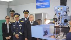 Japón dona RD$50 millones en equipos de alta tecnología. DETALLES: http://www.audienciaelectronica.net/2016/03/japon-dona-rd50-millones-en-equipos-de-alta-tecnologia/