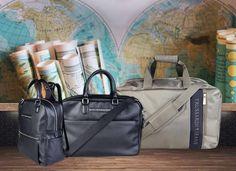 Maletas, maletines, neceser, bandolera y sobre todo, diseño y calidad