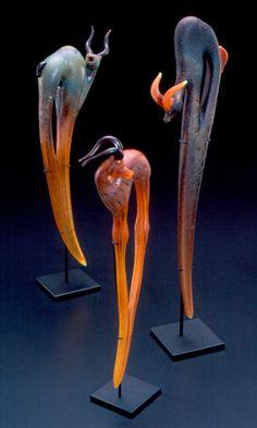 William Morris _Animal Pins - Grouping, 2000