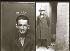 Criminal Portraits: Classy Mugshots From The 1920's