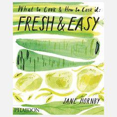 Fresh & Easy by Jane Hornby
