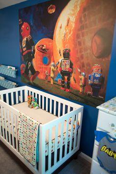 Robot Room 7