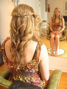 @Katie Schmeltzer Clark, braids for you are a must! :) they suite you too well :)
