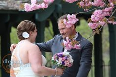 Punxsutawney Phil says early Spring! A beautiful time for a wedding at the Maryland Zoo. D. Bryant Photography 410-757-8671 don@dbryantphoto.com
