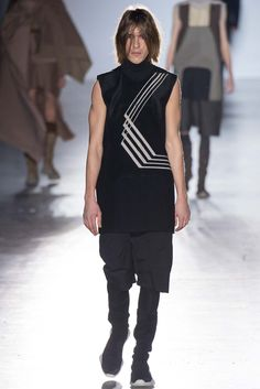 Rick Owens Fall 2015 Menswear - Collection - Gallery - Style.com
