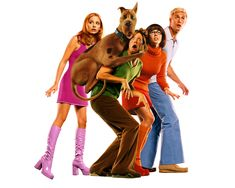 Scooby Doo. Matthew Lillard = hands down the BEST portrayal of Shaggy EVER.