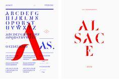 Typographies - Alsace - Les Graphiquants