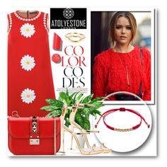 """Atolyestone 3"" by fashionmonsters ❤ liked on Polyvore featuring Dolce&Gabbana, Giuseppe Zanotti, Valentino, Chanel and atolyestone"