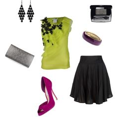 """""""Bold and Beautiful"""" by rachael-phillips on Polyvore"""