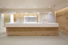 Fuji Pharmacy by Hiroyuki Ogawa Architects, Tokyo – Japan