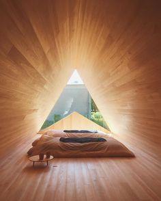 Yoshino cedar house by Airbnb and Tsuyoshi Hasegawa #housevision #housevision #airbnb : @kaleidoscopper