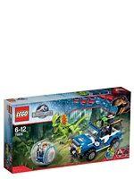 Lego Jurassic World, Dilophosaurusin väijytys