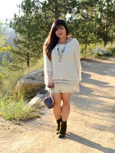 Curvy Girl Chic Plus Size Fashion Blog Umgee Boho Look
