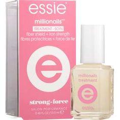 Essie Millionails Treatment. No more gel; nails need a break!