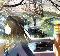 Reveladas descripciones para los personajes principales del Anime Tsuki ga Kirei.