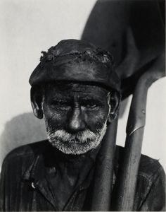 Walker Evans, Coal Loader, Havana, Cuba, 1933_ Evans traveled to Cuba in 1933 to take photos for an upcoming publication. Though he was given a small list of subjects to capture, he skewed toward photographing his own interests and left three weeks later with more than 400 images in hand. While in Cuba, Evans worked within a set of self-devised series, focusing on portraiture, architecture, and street scenes. The work in Cuba directly prefigured Evans's photography of the Depression-era…