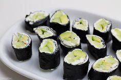 Low Carb Sushi // marsmaedchen.net