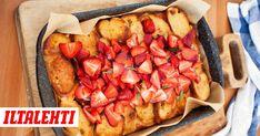 Hawaiian Pizza, Vegetable Pizza, Delish, Deserts, Brunch, Baking, Vegetables, Sweet, Food