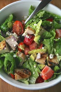 -plus 5 recipes to use it on! Poppyseed dressing in the hizouze! That's right, I can talk extensively about somethin. Apple Walnut Salad, Blue Cheese Salad, Easy Salads, Roasted Garlic, Fruit Recipes, Fruits And Veggies, A Food, Food Processor Recipes, Oregon