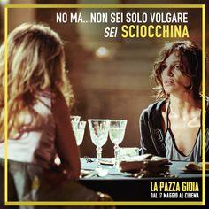 Il loro è un rapporto di amore e odio, ma non succede lo stesso anche a voi? #LaPazzaGioia vi aspetta al cinema! #cinema #italia #movie #cinemaitaliano #films #noidue #movies #micaelaramazzotti #paoloVirzì #ilovecinema