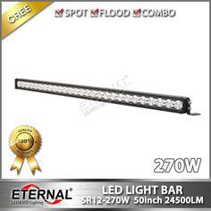8X ROUND 10W LED WORK LIGHT 800lm SPOT LAMP 12V 24V Boat ATV Bike Ship Yaht