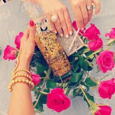 Vodka and Jewels. Paula Mendoza and Rachel Zoe