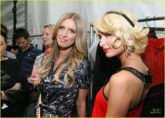 paris hilton fashion gallery | Paris Hilton @ L.A. Fashion Week 2008