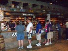 Ole Smoky Distillery. Visit Tennessee's only legal moonshine distillery!