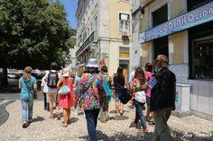 Visita guiada ao Bairro de São Paulo
