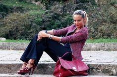 Tweed Jacket | Chicisimo