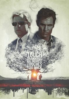True Detective - Great story, great acting, great music!