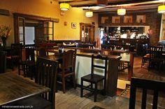 Fuego, Burgers and Barbecue, restaurante próximo a Plaza de Armas, em Cusco.