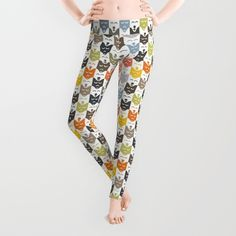 #dogs #pattern #husky #animal #pet #graphic #dog #fashion #style #colorful #color #colors #wear #wardrobe #legging #leggings #clothes