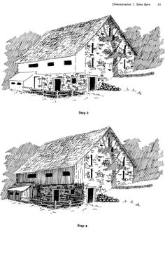 Welcome to Dover Publications-Pen & Ink Sketching: Step by Step Part 5