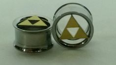Stainless Steel Triforce Tunnels