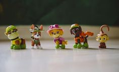 Do you have a PAW Patrol fan at home?