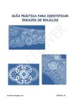 Un blog en español de encaje de bolillos (bobbin lace), frivolité (tatting) y malla (filet lace), con demostraciones en video y tutoriales.