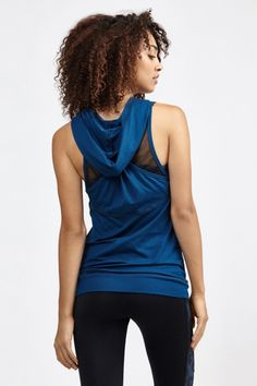 Twist Back Tank | Bandier @bandiernyc