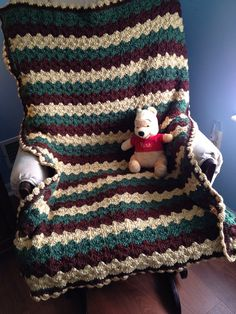 Crochet Jungle Afghan Pattern : 1000+ images about Crochet for baby on Pinterest Baby ...