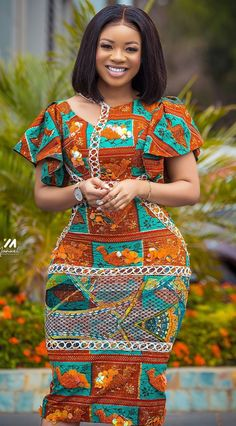 Best African Dresses, African Inspired Fashion, Latest African Fashion Dresses, African Print Fashion, Africa Fashion, African Attire, Modern African Fashion, African Prints, Nigerian Dress Styles